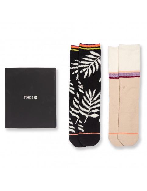 Stance Cozy Holiday Box Set Crew Socks in Multi