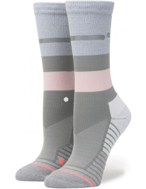 Stance Blindpass Crew Crew Socks in Grey