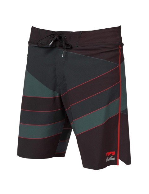 c41ecfebea Billabong Slice X Pro 19 Technical Board Shorts in Stealth |  surfstreetshop.com