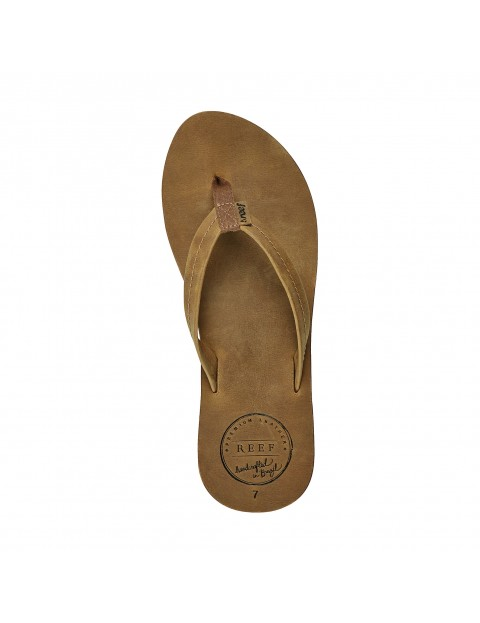 329a148cc Reef Chill Leather Sandals in Tan