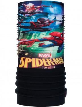 Buff New Original Neck Warmer in Superheroes Heores Multi
