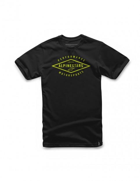 Alpinestars Expedition Short Sleeve T-Shirt in Black