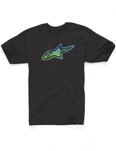Alpinestars Passive Short Sleeve T-Shirt in Black