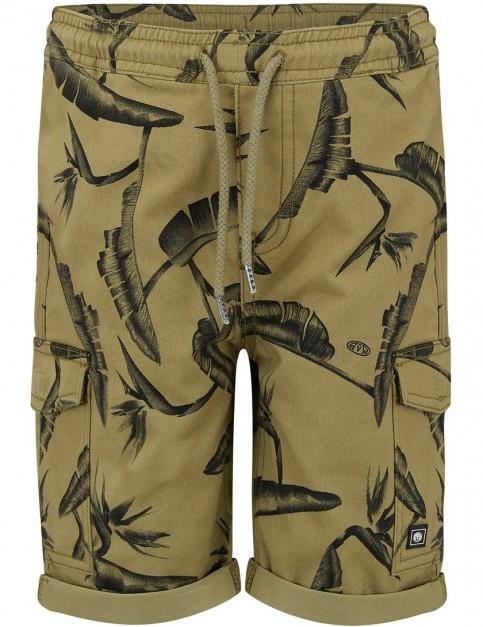 Animal Beck Shorts in Lizard Green