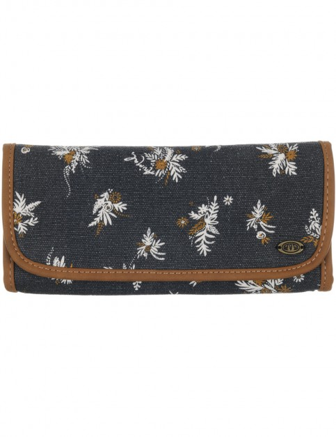 Animal Krista Faux Leather Wallet in Ashpalt Grey
