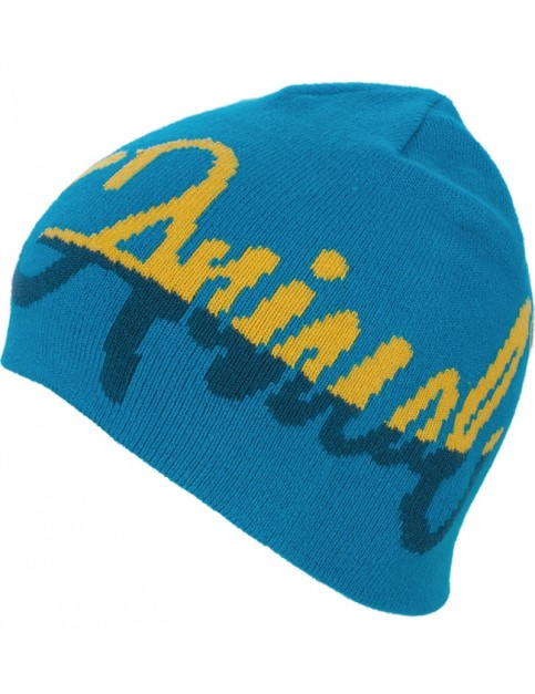 Animal Klara Beanie in Blue Jewel