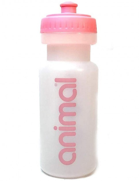 Animal Water Bottle Fun Stuff in Pink