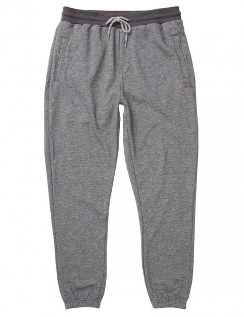Billabong Balance Cuffed Sweat Pants in Dark Grey Heather