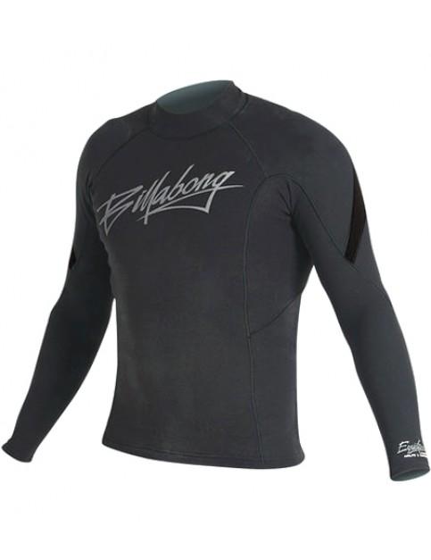Billabong Equator Generation Wetsuit Jacket in Graphite