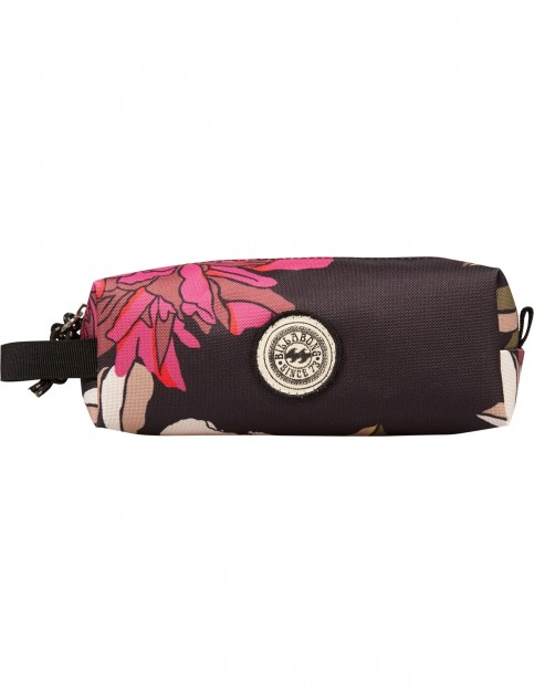 Billabong Free Mind Pencil Case in Rebel Pink