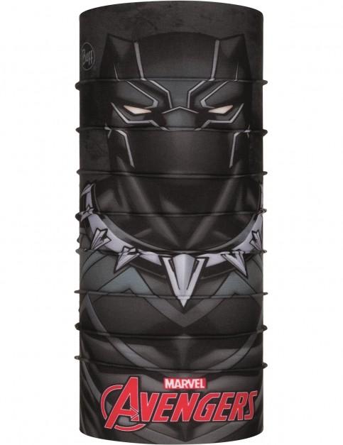 Buff New Original Jnr Neck Warmer in Black Panther