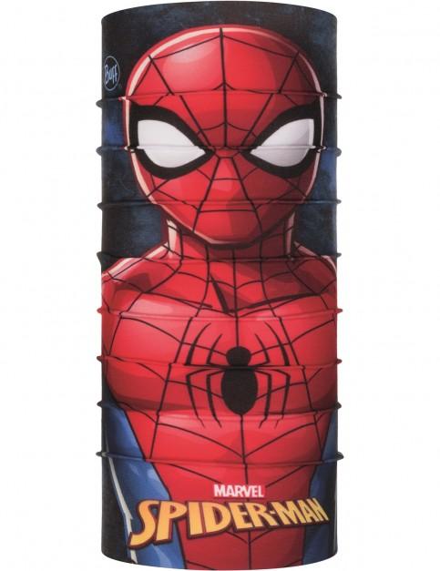 Buff New Original Jnr Neck Warmer in Spider Man