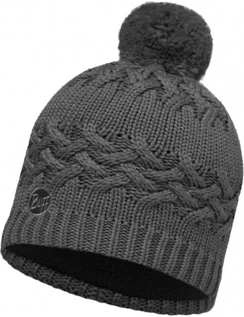 Buff Savva Beanie in Grey Castlerock