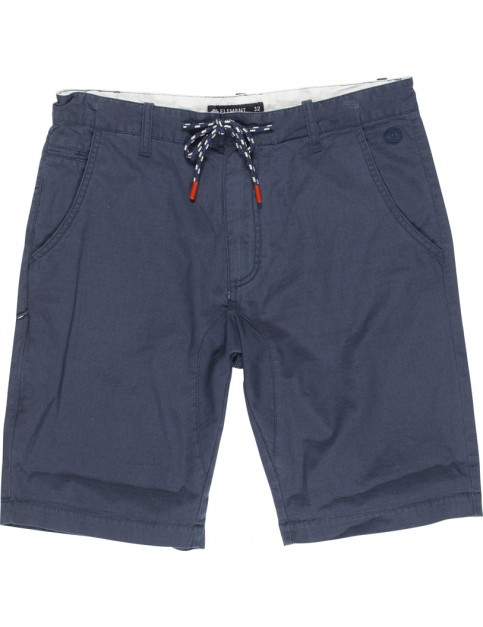 Element Cadet Chino Shorts in Eclipse Navy
