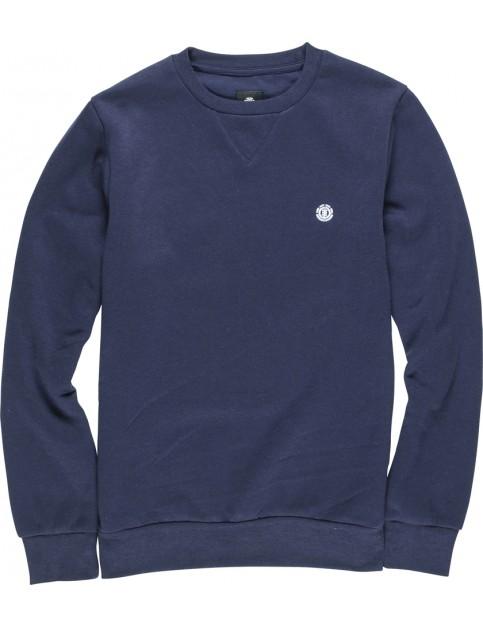 Element Cornell Crew Sweatshirt in Eclipse Navy