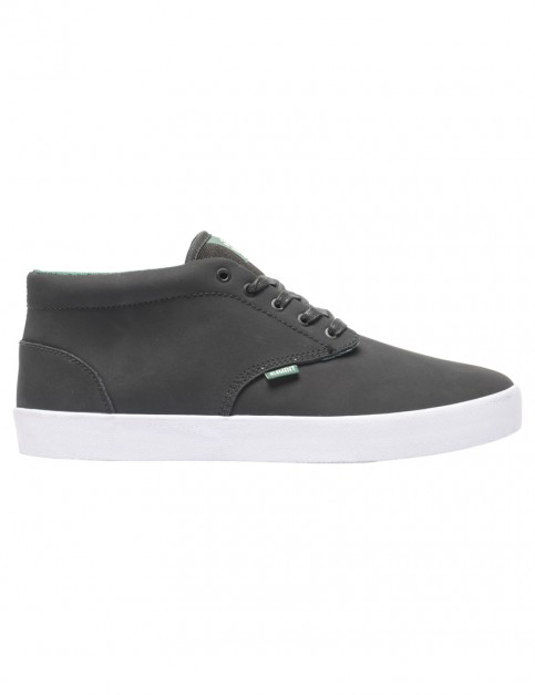Element Preston Trainers in Black Green
