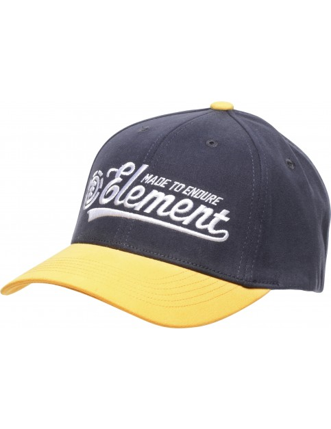 Element Signature Cap in Indigo