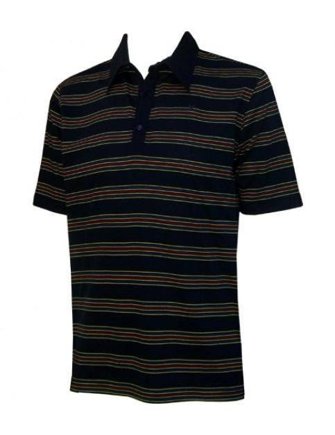 Hurley DWMP Polo Shirt in True Navy