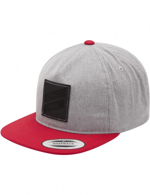 Hurley Icon Slash 2.0 Cap in Gym Red
