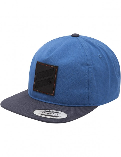 Hurley Icon Slash 2.0 Cap in Obsidian