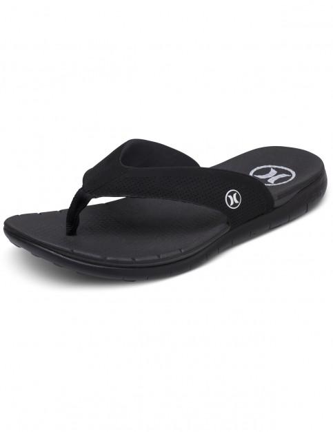 Hurley Phantom Free Sports Sandals in Black