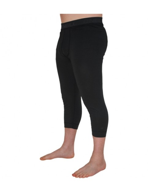 ONeill Base 1st Layer Thermal Baselayer Bottoms in Black Out