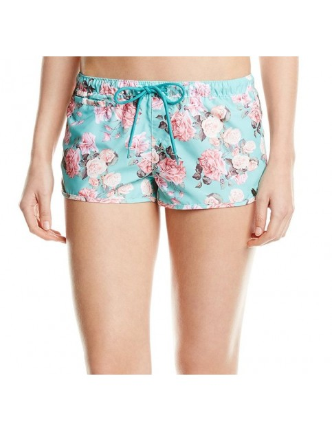 ONeill Ruby Short Board Shorts in Blue Aop