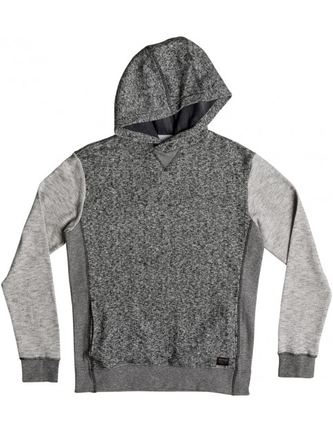 Quiksilver Icy Giants Pullover Hoody in Light Grey Heather