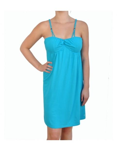 Reef Sophie Dress in Teal Blue