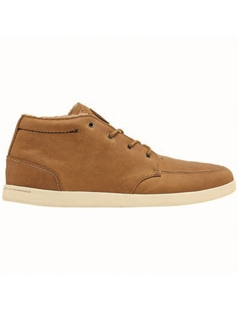 Reef Spiniker Mid Ls Fashion Boots in Wheat