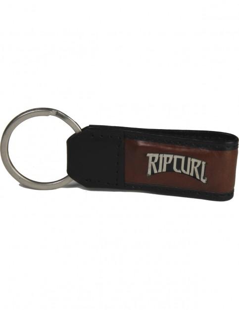 Rip Curl Logo Fun Stuff in Brown