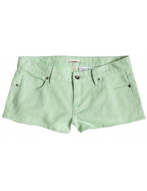 Roxy Forever Colors Fashion Shorts in Sea Glass