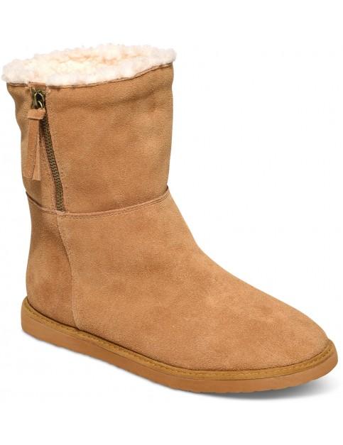 Roxy Jocelyn Fashion Boots in Brown