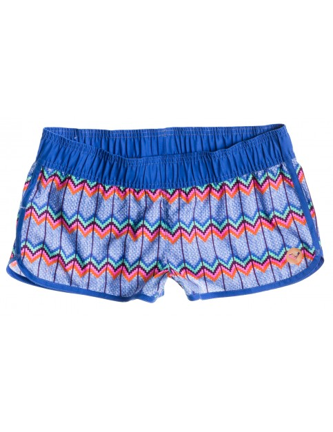 Roxy Roxy Love 2 Short Board Shorts in Sayulita Sunrise Chambray