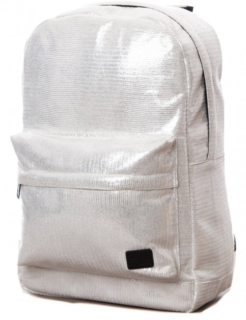 Spiral Silver Linings Backpack in Silver