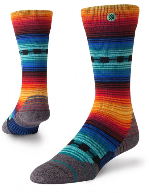 Stance Calamajuey Crew Socks in Blue
