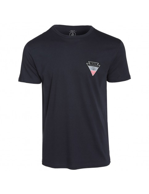Volcom Appointed Short Sleeve T-Shirt in Navy