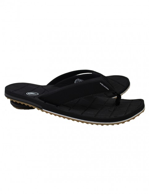Volcom Stryker Sport Sandals in Black