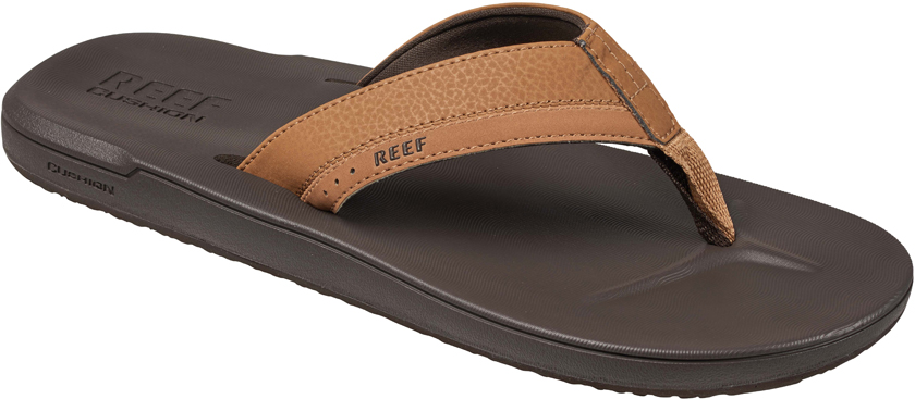 be5280c183aa Reef Contoured Cushion Sport Sandals in Brown
