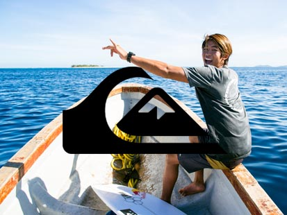 Quiksilver New In