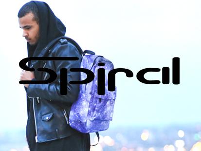 New Spiral Backpacks