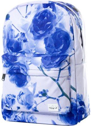Spiral Eternal Roses Backpack